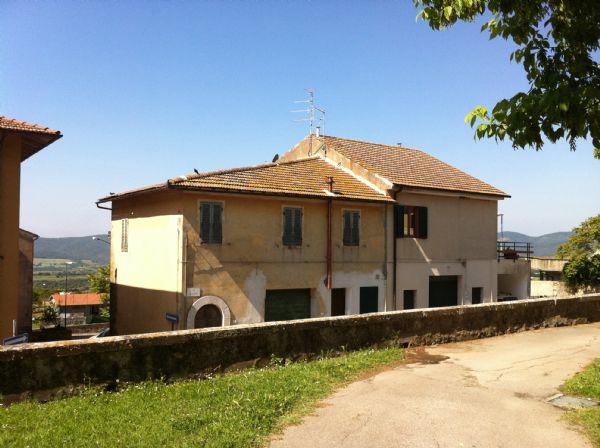 Soluzione Indipendente in vendita a Campagnatico, 4 locali, zona Località: CENTRO, prezzo € 65.000 | Cambio Casa.it
